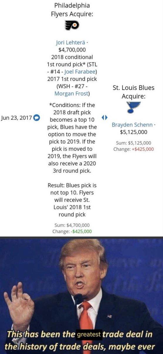 Maybe, just maybe. #FlyorDie #PhiladelphiaFlyers #Flyers #JoelFarabee #MorganFrost