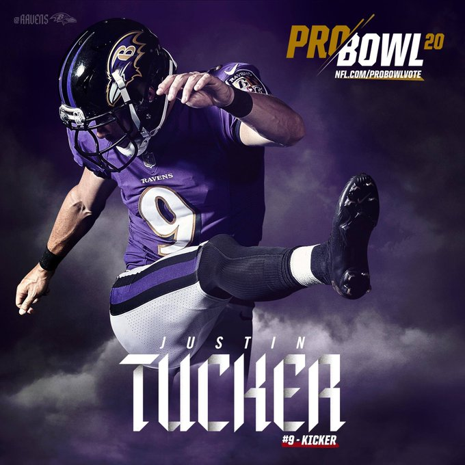 Happy Birthday Justin Tucker