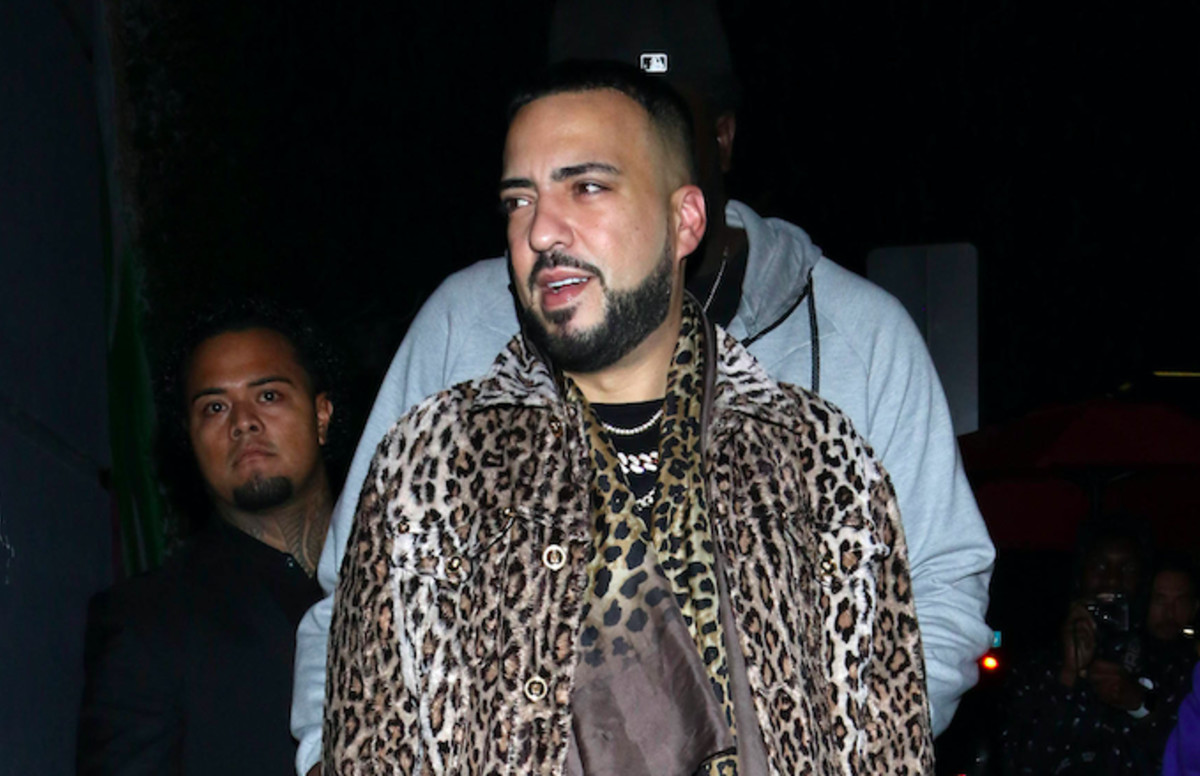 French Montana reportedly hospitalized after experiencing cardiac issues. cmplx.co/tuJWwhr