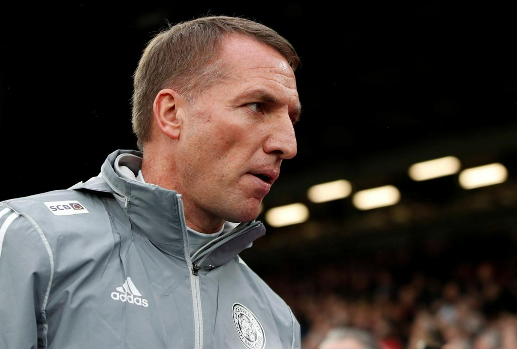 Leicester will not sell players in January, says Rodgers https://reut.rs/37tlsW9