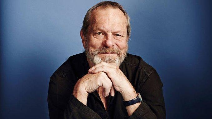 Happy birthday, Terry Gilliam 79