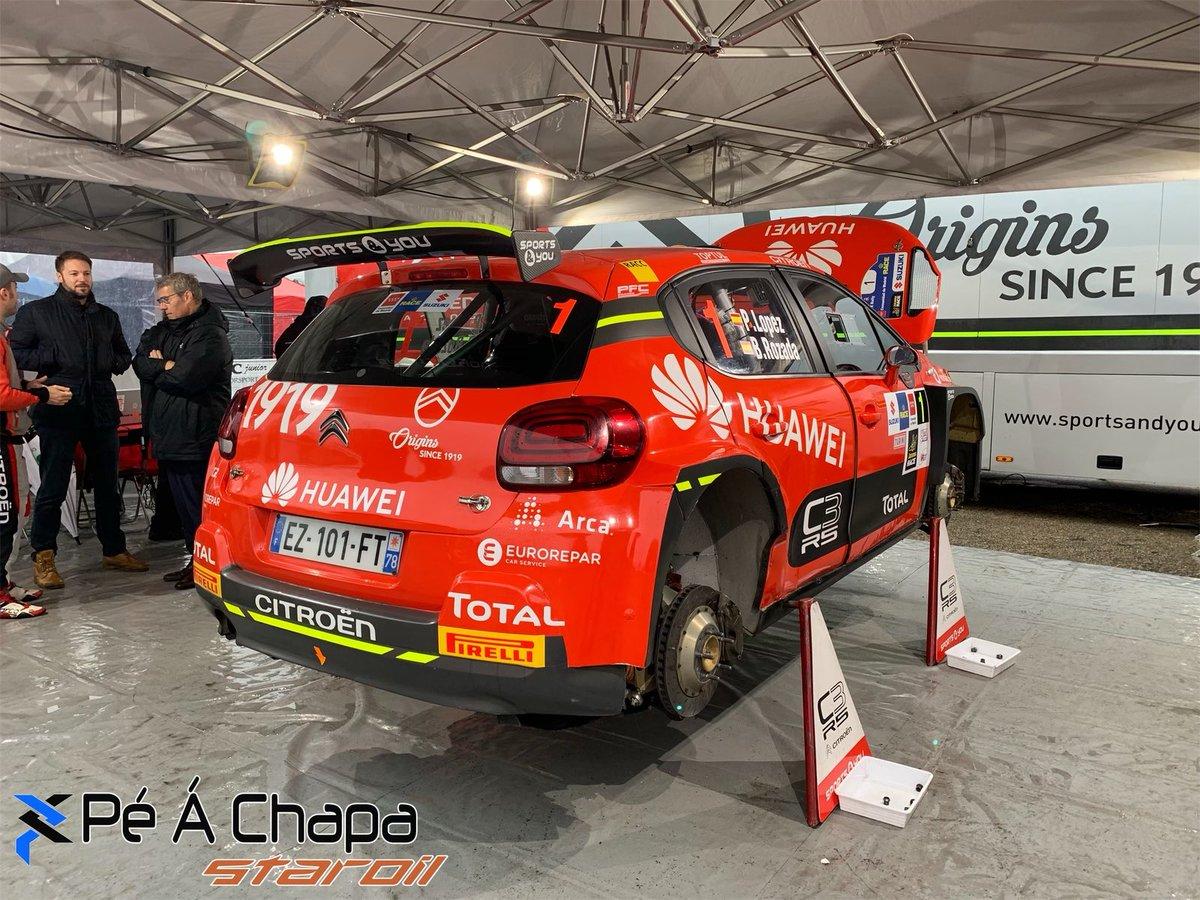 CERA: 10º Rallye Comunidad de Madrid - RACE [22-23 Noviembre] - Página 2 EJ984yjW4AAwVTh
