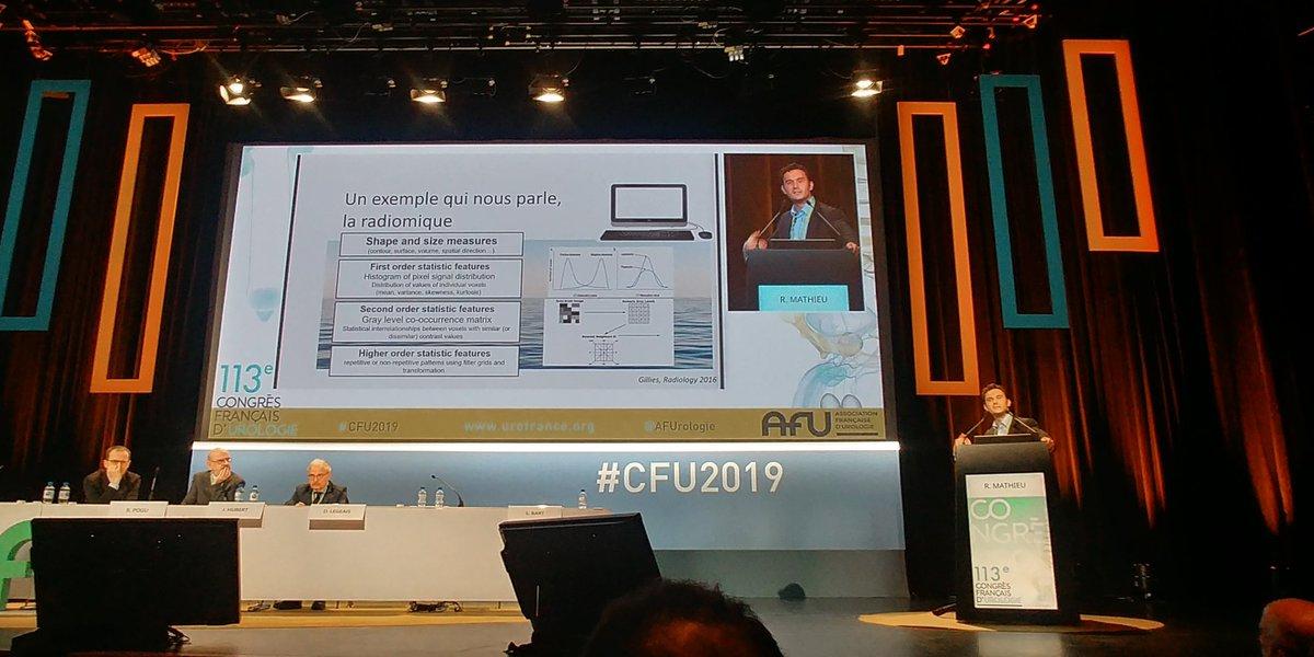 test Twitter Media - Le Pr R. Mathieu nous explique ce que sont le #machinelearning et le #deeplearning. Aujd, l'#IA est déjà dans tous les domaines de l'#urologie. Il faut apprendre à l'apprivoiser. https://t.co/6Q1N5f9dNY