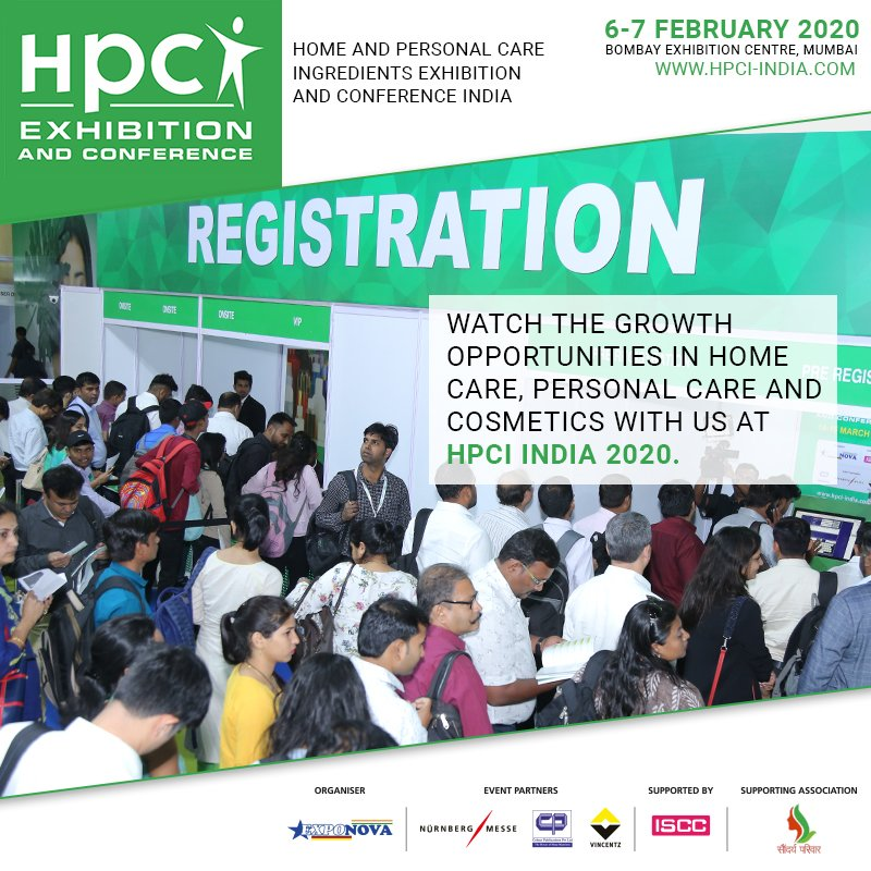 Home and Personal Care Ingredients Exhibition