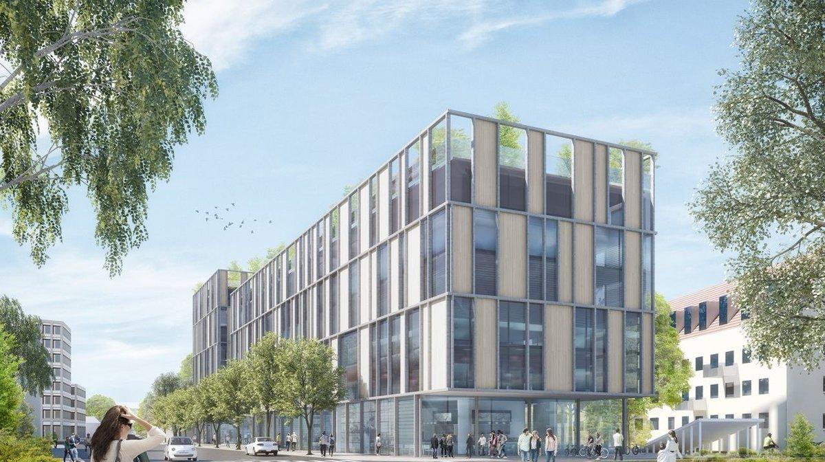 Weitere 180 Wohnungen an Ignaz-Harrer-Straße geplant https://t.co/jvSGvbAbDT https://t.co/TPRBXuxpZj