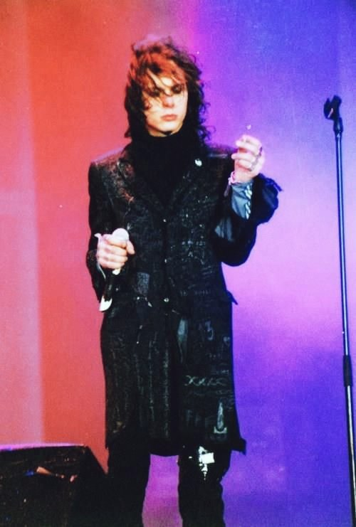 Happy birthday to our -forever- gorgeous goth king Ville Valo i wish you all the happiness in the world Ville