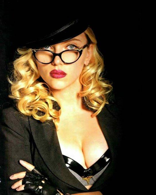 Happy 35th birthday to Scarlett Johansson