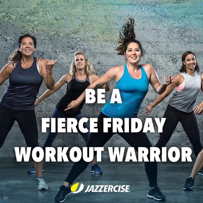 #FierceFriday #WorkoutWarrior #NoExcuses it's #NoVember 🌟#RestOf2019 for £20.19🌟 . . . #Friendship #Fitness #Fun  #Dance👟 #Sweat💦 #MakeMuscle💪  #ThisIsYourTime #YouCanDoThis #ThisIsJazzercise  10am #Lo with Tina http://jcls.jazzercise.com/facility/jazzercise-bexleyheath-st-thomas-more-rc-church-hall…  http://jazzercise.net/UK/LondonEssexKent…