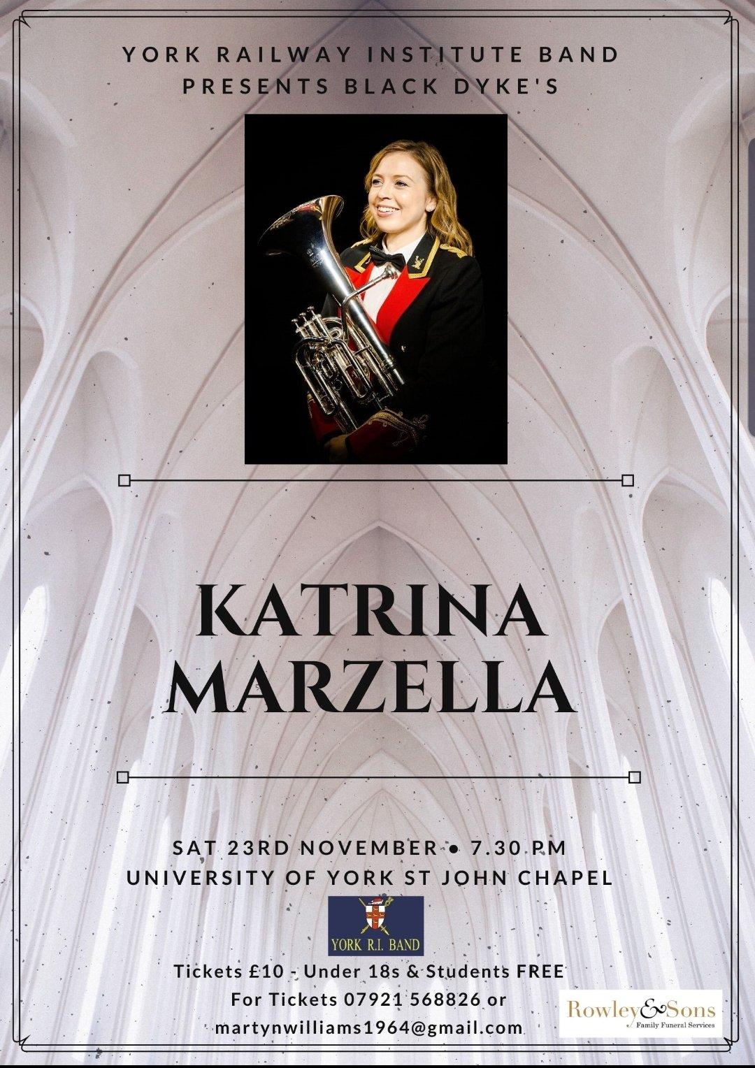 Katrina Marzella