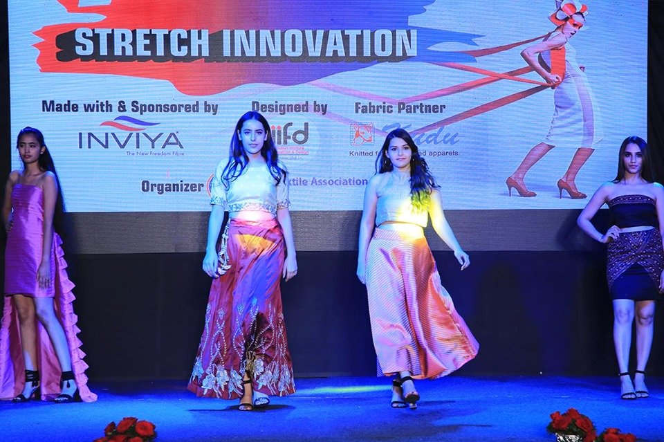 Iifd On Twitter Iifdians Outstanding Performances At Stretchinnovation Fashionshow Chandigarh Held In Taiconference By Inviya Iifd Indian Institute Of Fashion And Design Https T Co Wtuzbgd2tk
