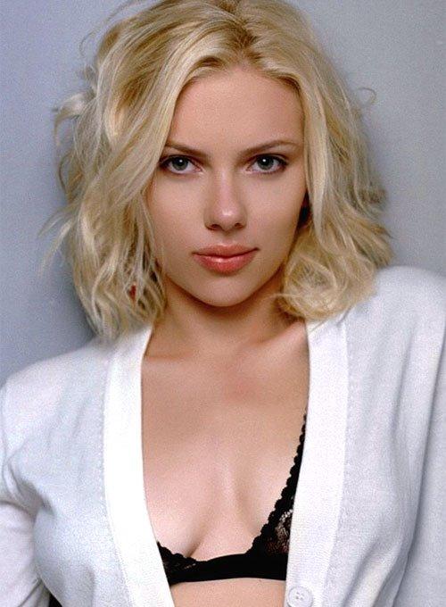 #ScarlettJohansson