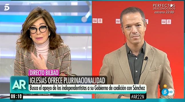📺 @Ander_Gil en @elprogramadear: Hemos llegado a un pacto ilusionante con #UnidasPodemos. Estamos en la fase de ratificación por parte de la militancia.