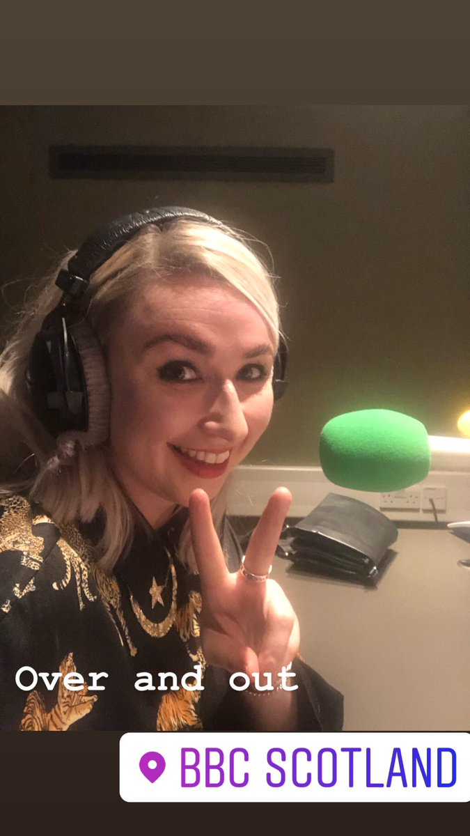 Had a cracking chat with @blazinbruce on Travelling Folk @bbcradioscotland last  Wednesday.   Listen again at                                  #ainsleyhamill #belleoftheball #theassociationofexiledscots #scotland #glasgow #london #singer #singersongwriter