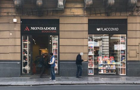 Flaccovio e Mondadori tornano in centro, aperta libreria in via Roma (FOTO E VIDEO) - https://t.co/07VJHn8H9F #blogsicilianotizie