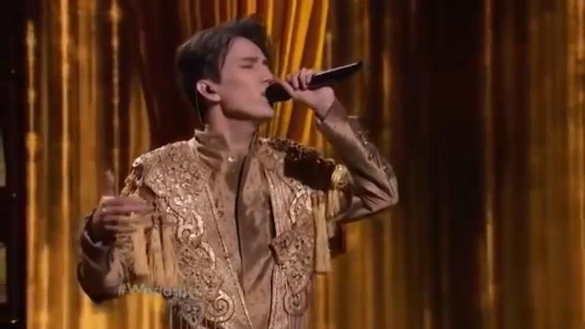 歌手 カザフスタン