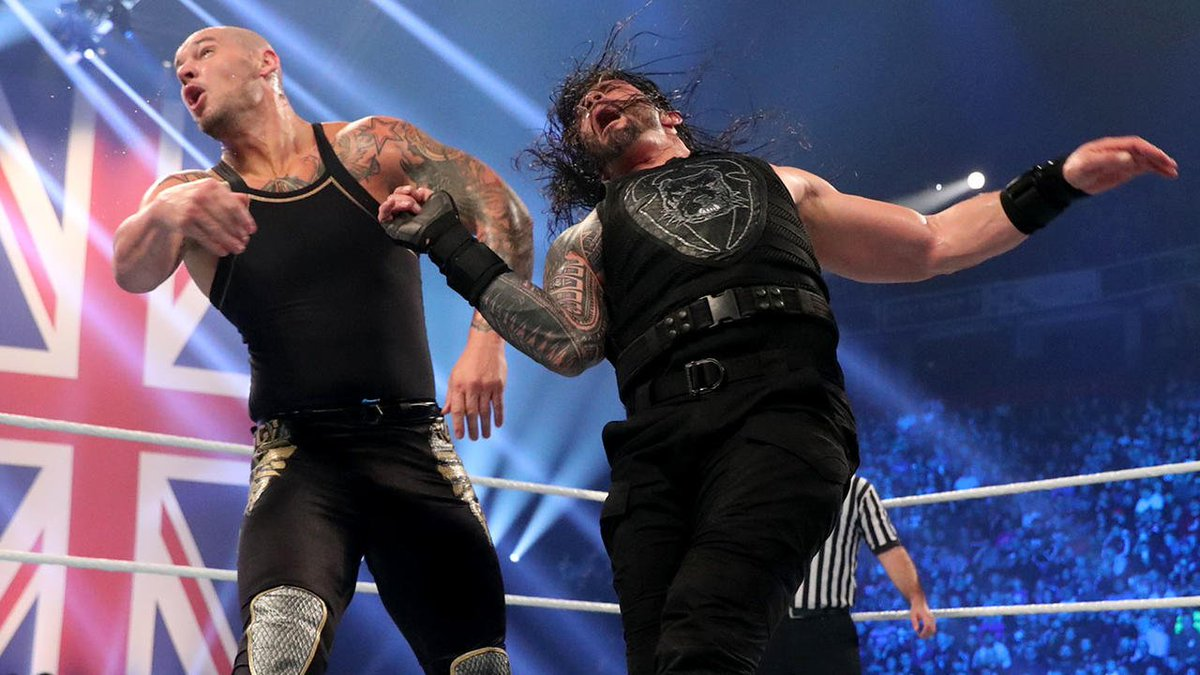 #TheFiend @WWEBrayWyatt made his intentions clear, @WWERomanReigns had a score to settle, @BraunStrowman & @Tyson_Fury stood tall in the ring and plenty more in the #Top10 #SmackDown moments!