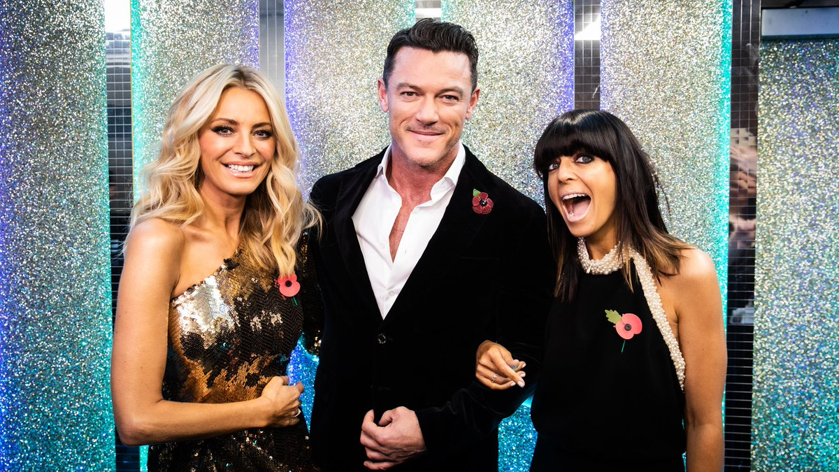 Tonight @TheRealLukevans performs Bring Him Home on our #Strictly Results show. See you at 7.20pm @BBCOne.