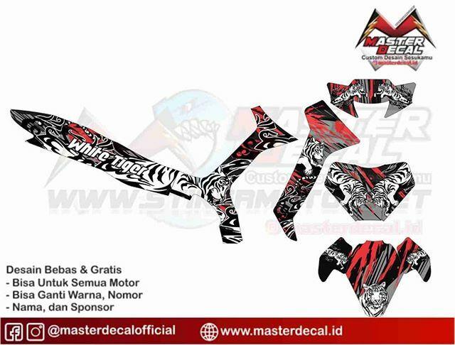 IG : @masterdecalofficial #masterdecalofficial #stikermotorsurabaya #cuttingstickersurabaya #stikermurah#decalsurabaya