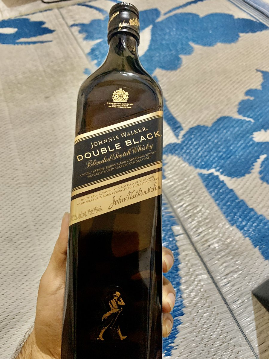 Cheers  to you all   When a friend from US returns  #JohnnieWalker it's party time  <br>http://pic.twitter.com/ZrLMm3xl4n