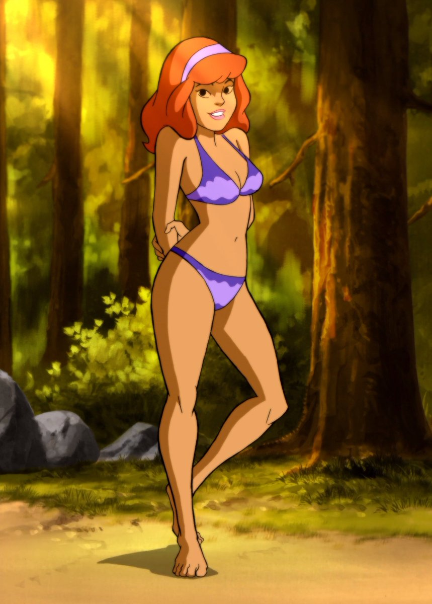 Screenshots of Daphne Blake from Scooby-Doo! Camp Scare. Albums imgur.com/a/evJoImT or catbox.moe/c/4u8mqf