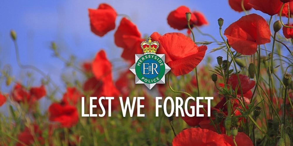 Lest We Forget #RemembranceSunday #LestWeForget #WeWillRememberThem