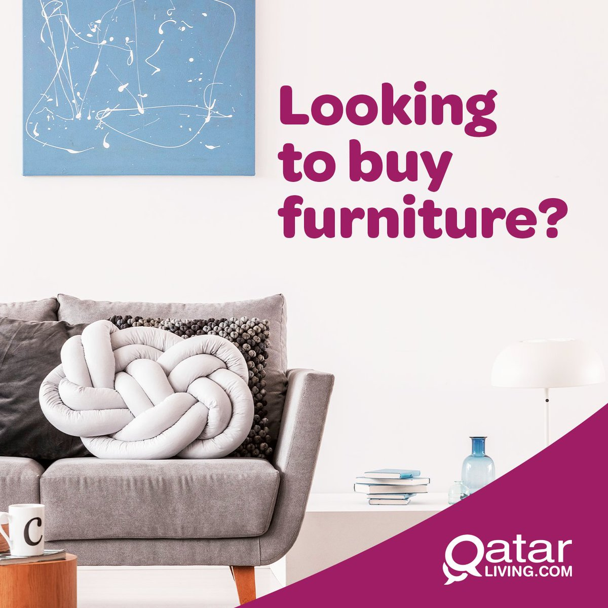 Used Qatar Living Furniture