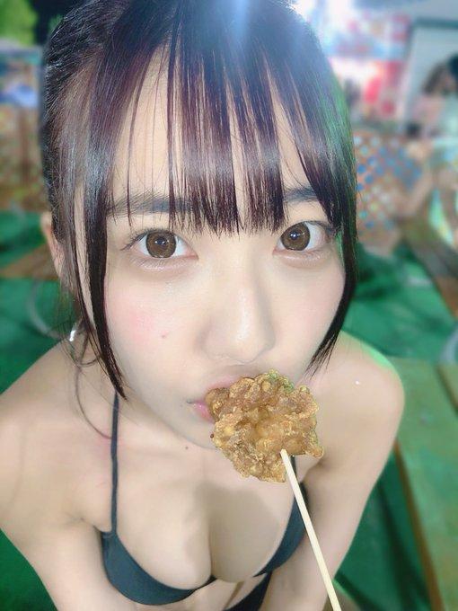 グラビアアイドル天羽希純のTwitter自撮りエロ画像89