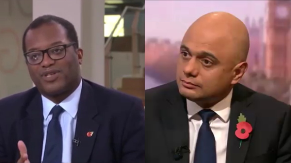 You know it's bad when #Marr tells you your numbers are dodgy and #Ridge laughs at you for being so ridiculous. Its basically bogus numbers and dodgy accounting #GE2019 #VoteLabour 🌹