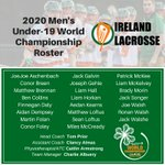 Image for the Tweet beginning: 🚨🚨🥍🇮🇪🚨🚨we are pleased to announce
