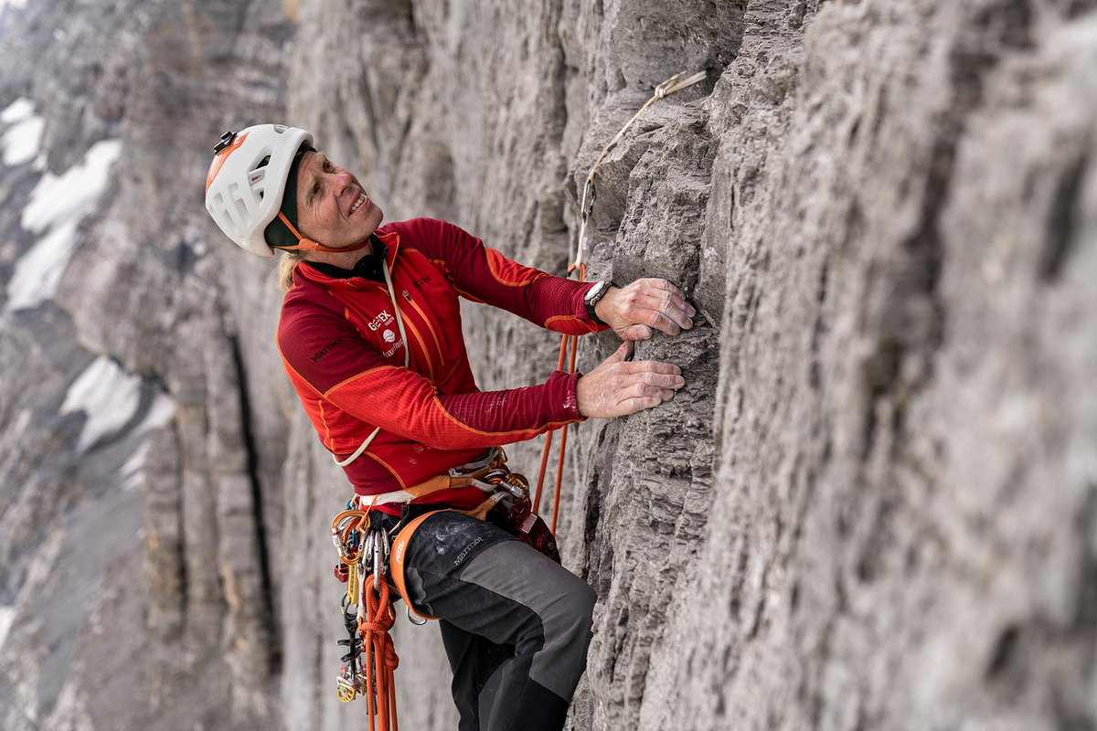 What drives extreme climber Robert Jasper to explore his limits alone and in total seclusion and what does this experience do to him? Find out more 👉gtx.to/33wSVg4 📷 Nicolas Hojac #GORETEX #TestedForLife #Blog