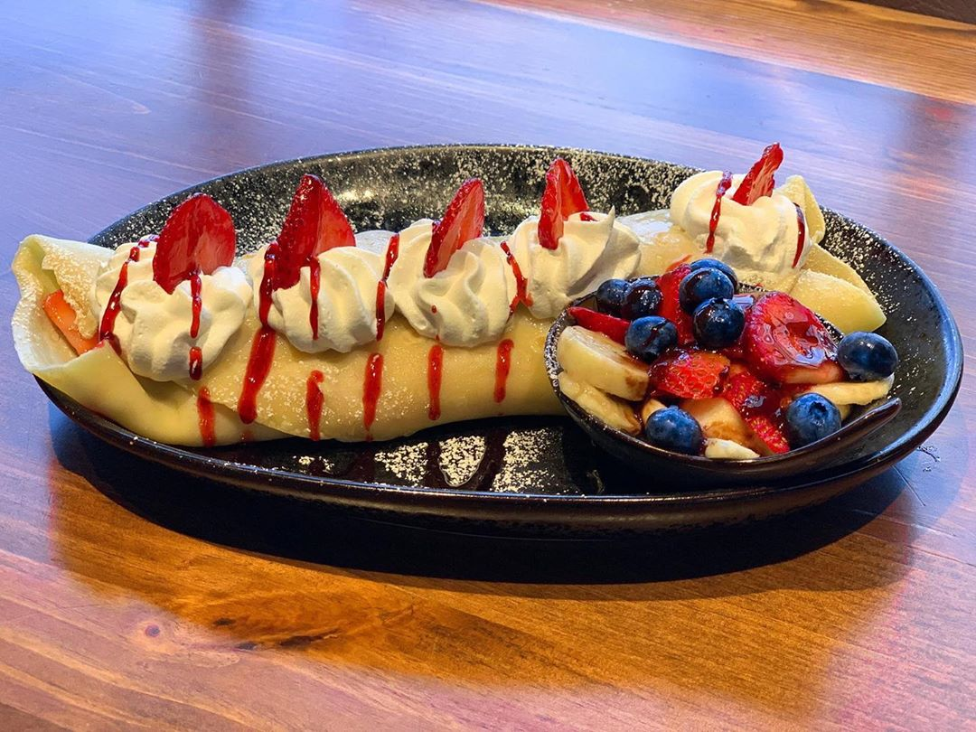 Stop by for Sunday Brunch and enjoy our DELICIOUS Strawberries & Crème Crepes!    Brunch is served every Saturday & Sunday from 10am - 2pm!   Get your reservations in at  http:// bit.ly/ChuckLager    !  #WeekendBrunch #BrunchSoHard #DelawareFoodies<br>http://pic.twitter.com/TVnUOhLEL2