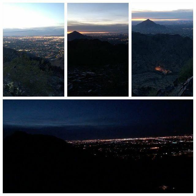 Sunday morning walk. #sunday #sunrise #exercise #hiking #piestewapeak #squawpeak #phoenix #phoenixarizona https://ift.tt/2NVF7Fm