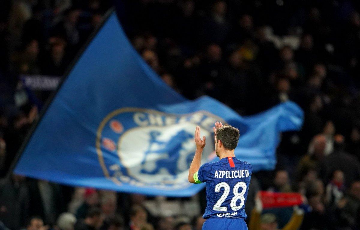 Frank Lampard has explained why Cesar Azpilicuetas 73-game Premier League streak ended vs. Crystal Palace - sqwk.at/AzpiStreak