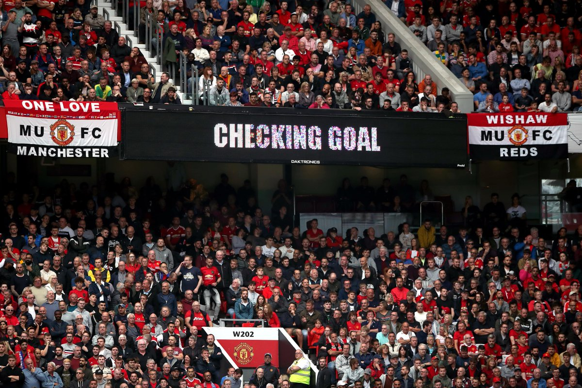 16: ⚽️ Pereira 19: ⚽️ Propper (OG) Just 159 seconds between Man Utds two goals....and then a further 140 seconds for VAR to confirm the second.