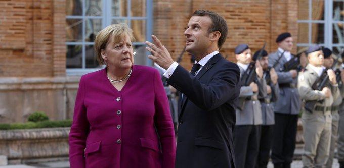Merkel Foto