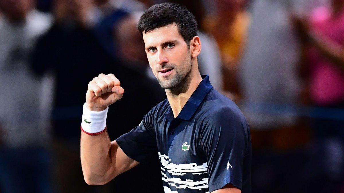 ATP Finals. Джокович за час обыграл Берреттини в стартовом матче