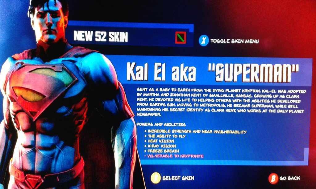 superman: unborn