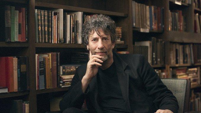 Happy birthday to the legendary Neil Gaiman!