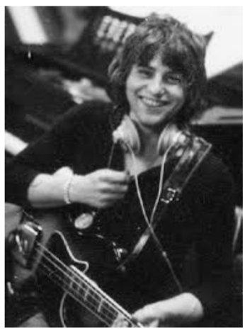 Happy Birthday Greg Lake of Emerson, Lake & Palmer  11/10/1947  8.8.8.
