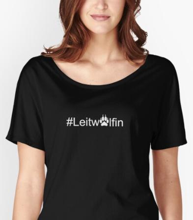 Nur für Rudelführerinnen! #Feminismus #Frau #StarkeFrau  ahja - und Hundebesitzerinnen *g* werbung https://www.redbubble.com/de/people/lucias/works/42384898-leitw-lfin?p=womens-relaxed-fit&asc=u…pic.twitter.com/VTPafqNdXT
