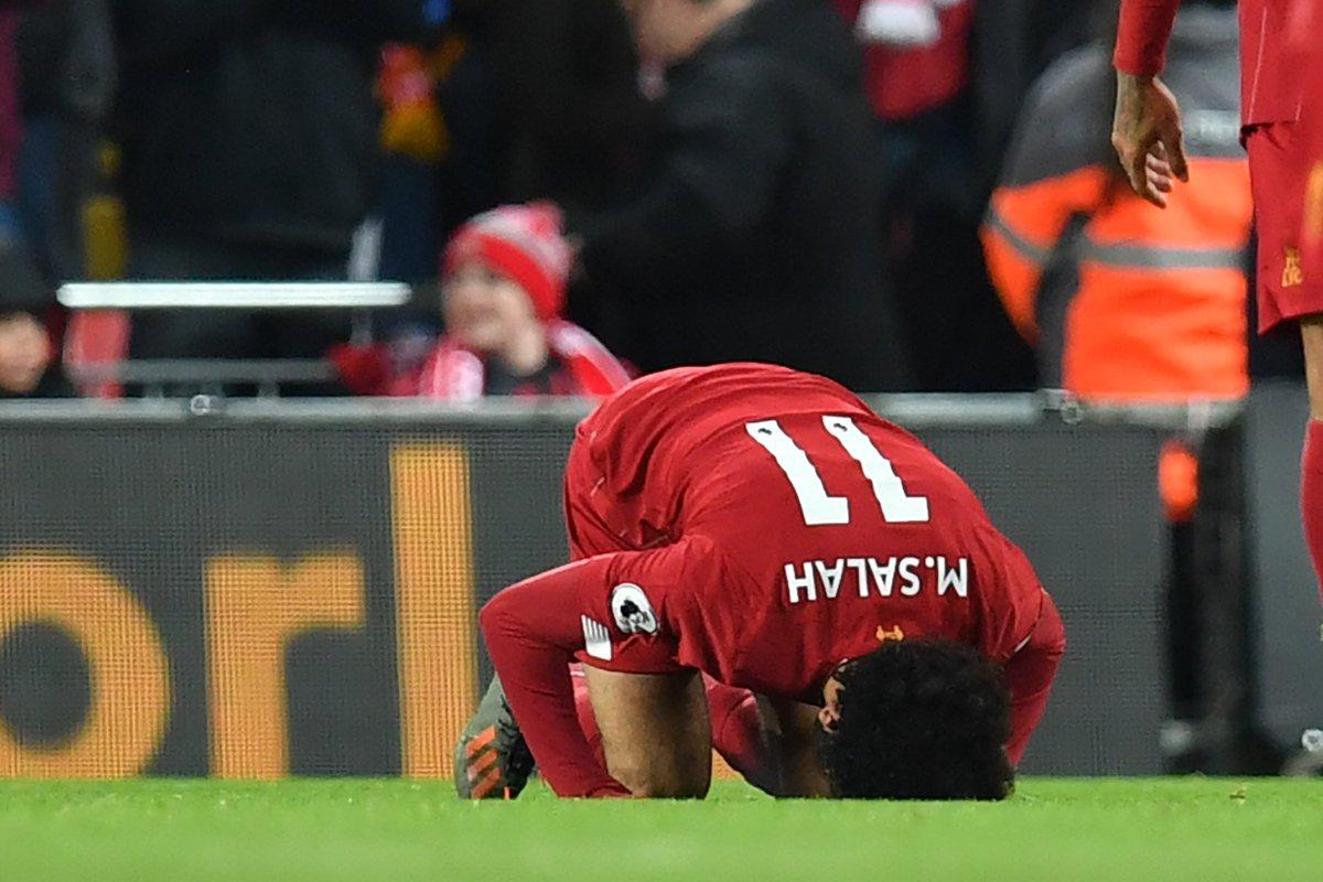 Mohamed Salah con el Liverpool: ➔ 80 goles. ➔ 29 asistencias. ➔ 121 partidos. ➔ MVP de Premier League. ➔ Campeón de Champions. ➔ Campeón de la Supercopa de Europa. ➔ Nominado al Balón de Oro. ➔ Dos veces MVP de África. ➔ Dos finales de Champions. FICHAJE HISTÓRICO.