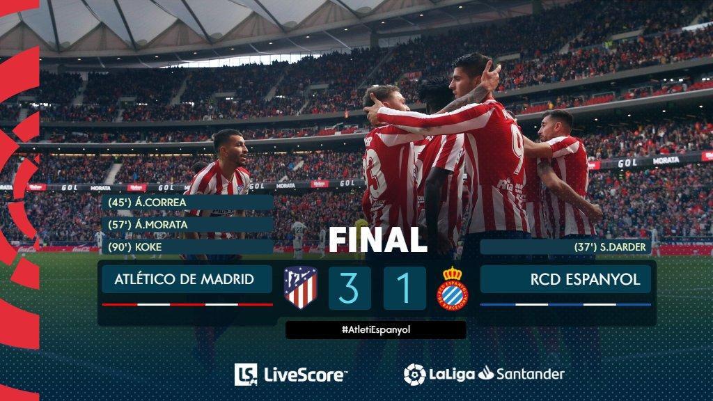 Atletico-Espanyol