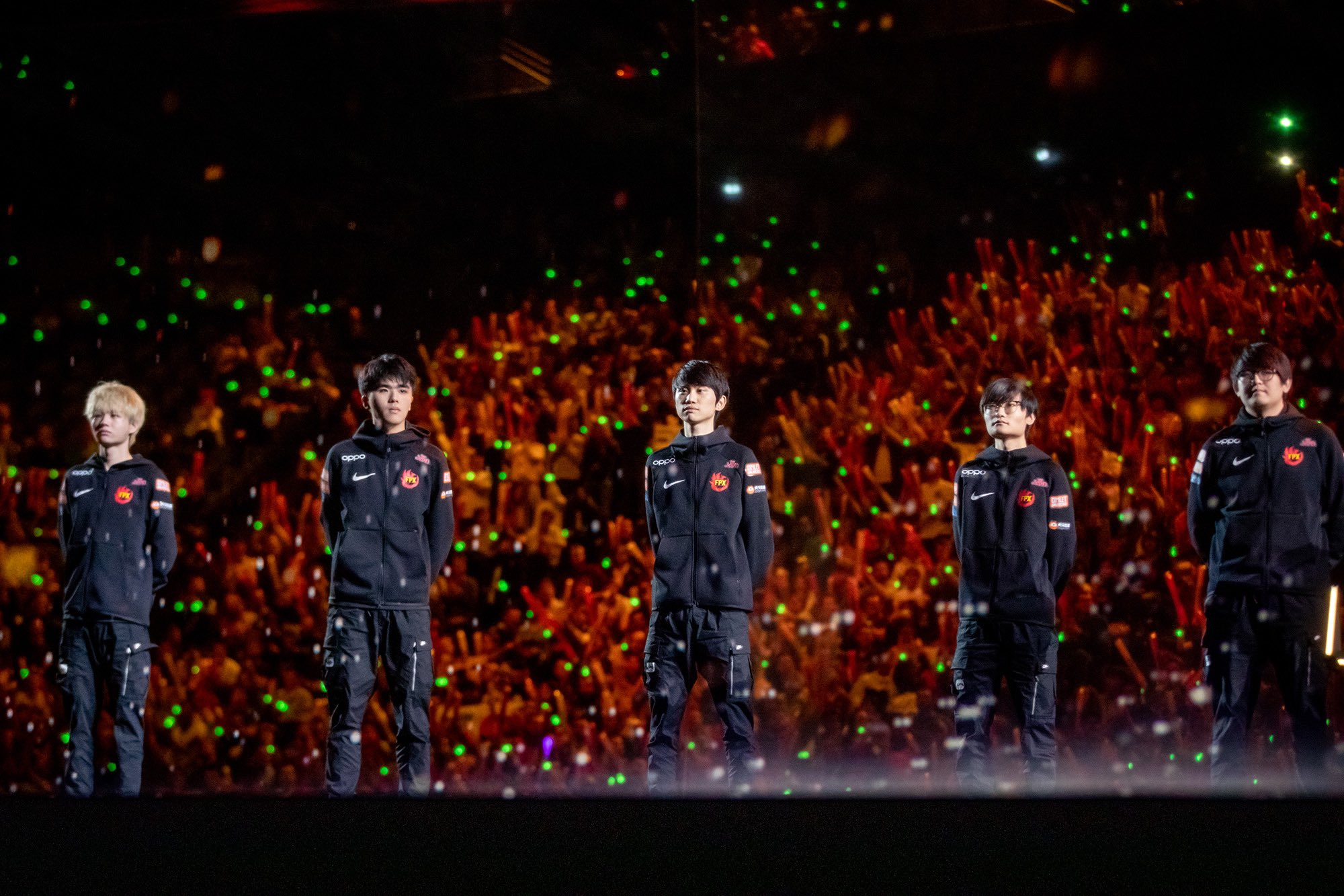 FPX Dominates G2 In League Of Legends World Championship Finals
