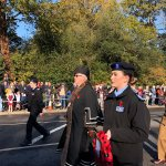 Image for the Tweet beginning: Inspiring Remembrance Day Parade in
