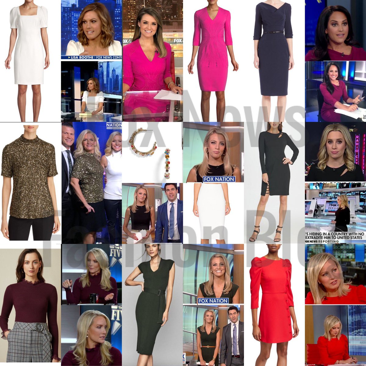 This week's outfits have been added to the blog! Some of them are on major sale, too! Head to the blog for all the details: https://foxnews.fashion.blog/anchors/ pic.twitter.com/cvKHKF2F89