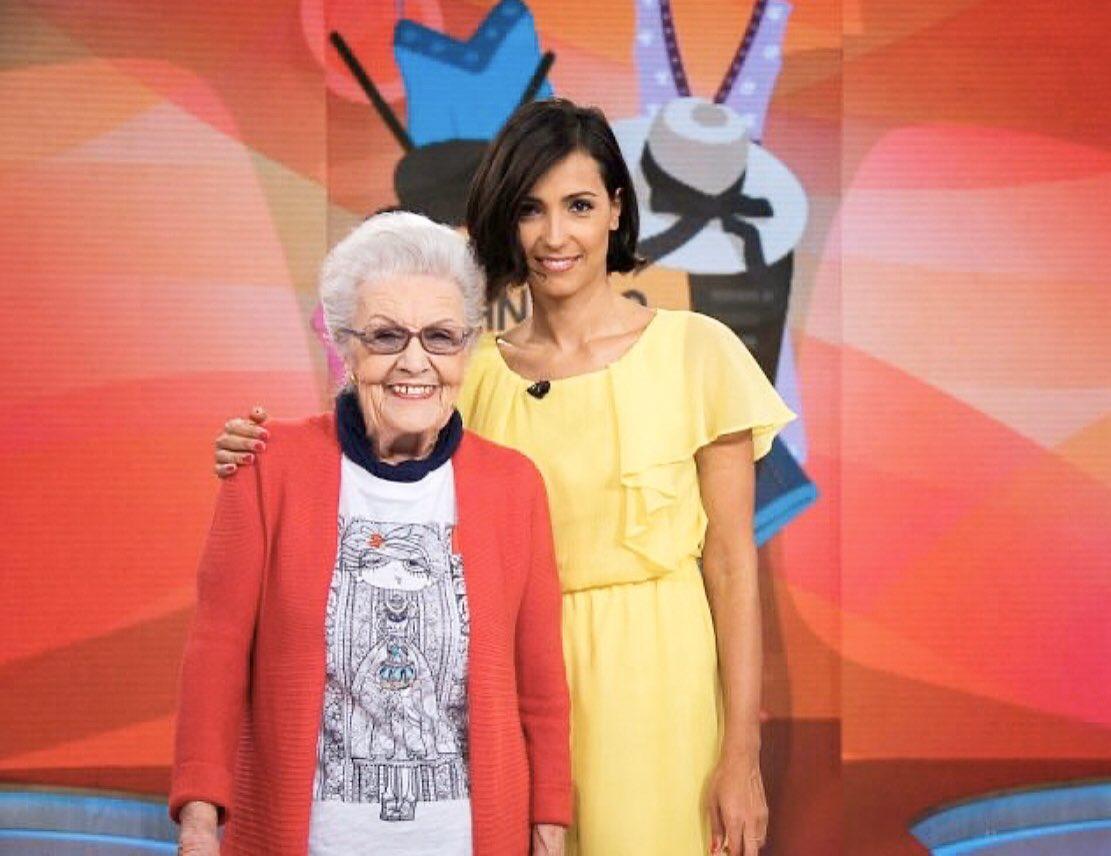 Addio a Elda Lanza, la prima presentatrice della tv italiana e grande esempio di empowering femminile