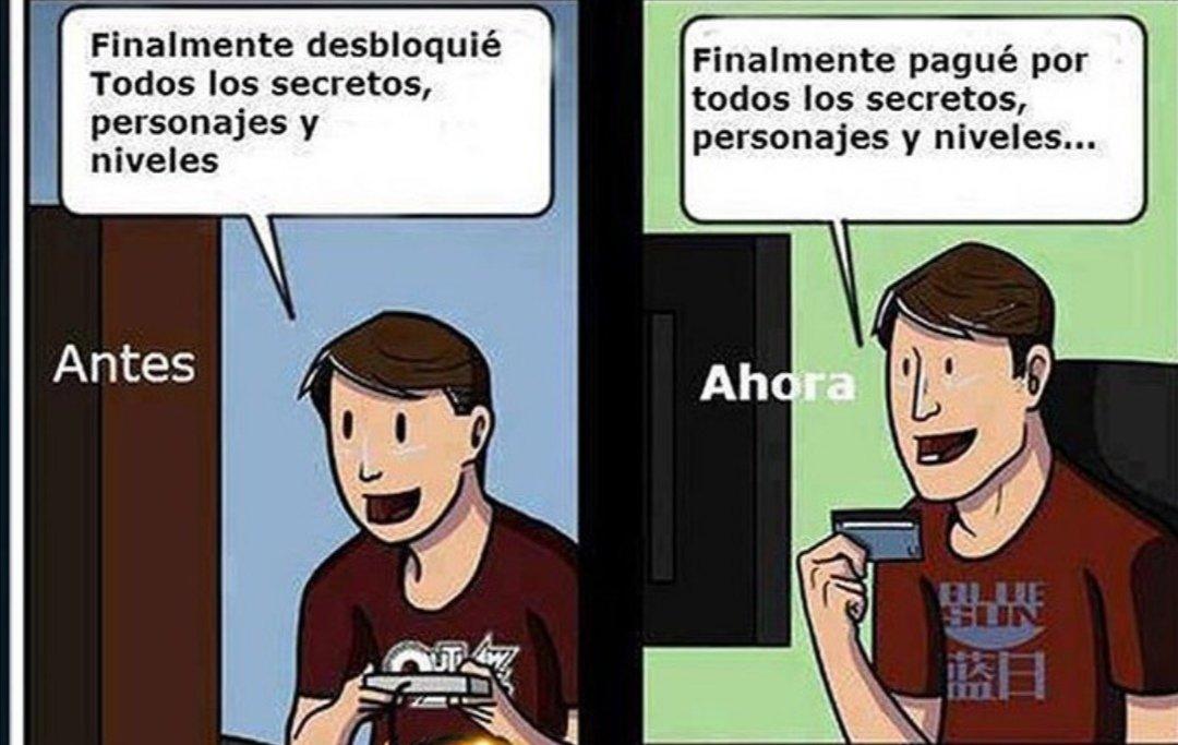 . . . . #frikeros #frikers #chilegamers #gamerchile #gamerschilenos #gamingchile #memeschilenos #memesvideojuegos #gamememes #retrogame #memesgraciosos #chilememeshd #memechilenopic.twitter.com/h5xFd37wCJ