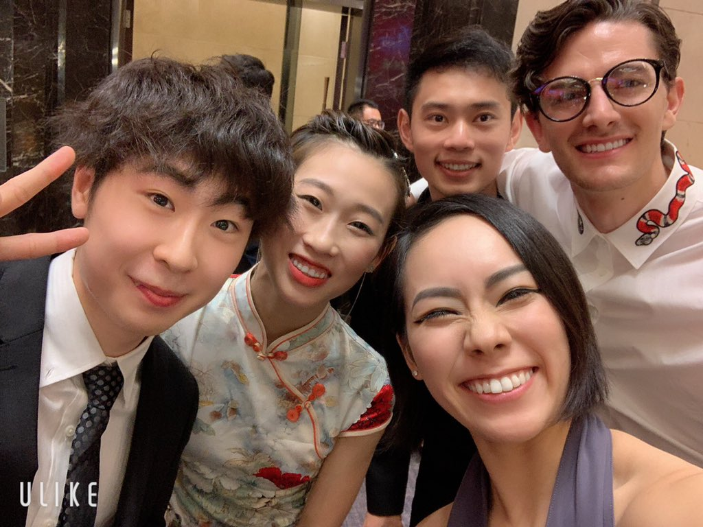 GP - 4 этап. Cup of China Chongqing / CHN November 8-10, 2019 - Страница 13 EJCTMYqX0AIEMrQ?format=jpg&name=medium