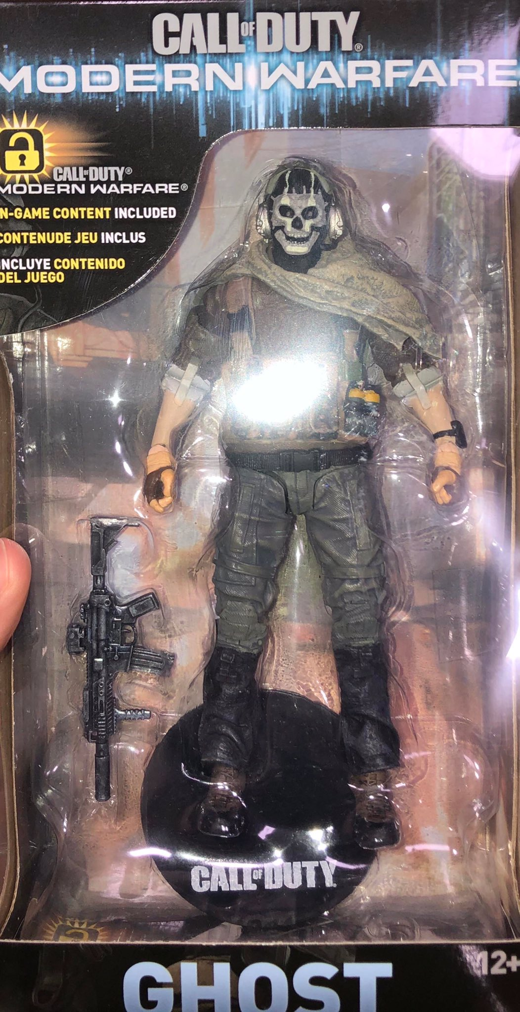 Madgaz On Twitter Interesting Find Ghost Action Figure But