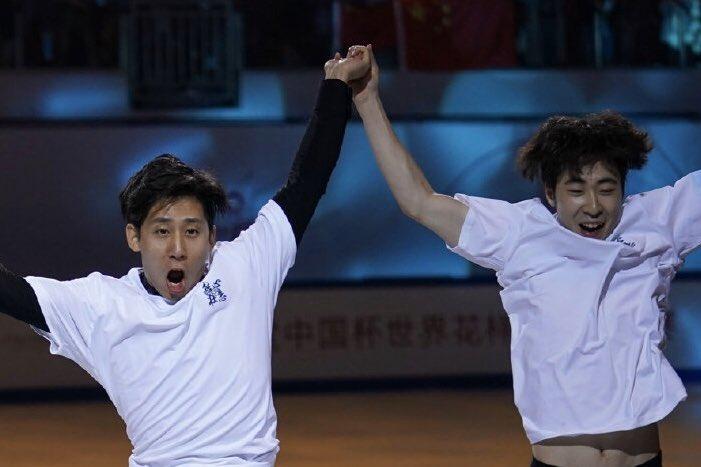 GP - 4 этап. Cup of China Chongqing / CHN November 8-10, 2019 - Страница 14 EJCWH_MXkAMzecO?format=jpg&name=900x900